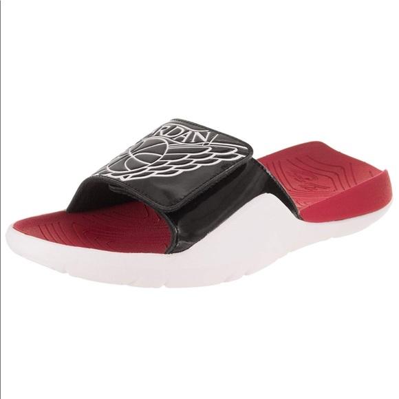 Slides Jordan Slippers Nwt Sandals Nike Hydro 34Lqj5AR